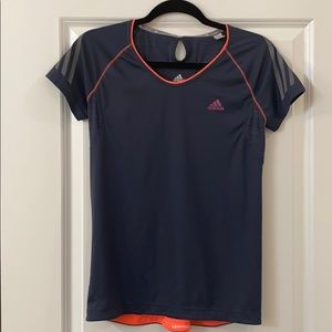 Adidas athletic top S